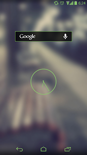 Faded Green CM11 AOKP Theme - screenshot thumbnail