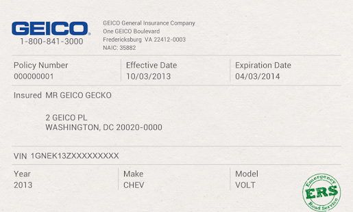 GEICO App - screenshot thumbnail
