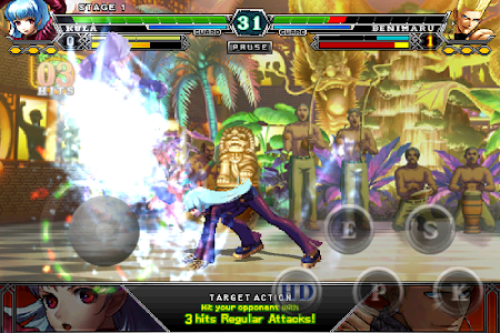 THE KING OF FIGHTERS-A 2012(F) 1.0.4 screenshot 14330