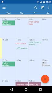 Touch Calendar v1.2.40F
