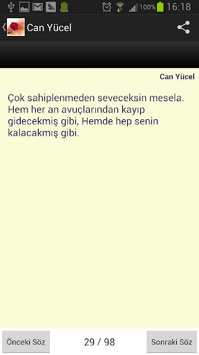【免費生活App】Aşk ve Sevgi Sözleri-APP點子