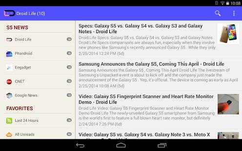 Samsung Galaxy S5 News