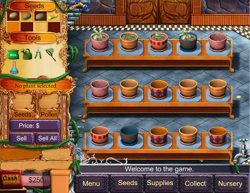 เกมส์ปลูกผักปลูกต้นไม้ขาย