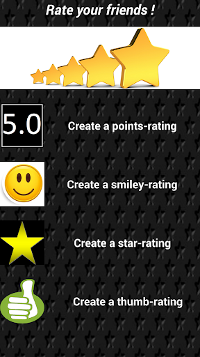 Quick rating