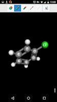 Screenshot of ChemDoodle Mobile