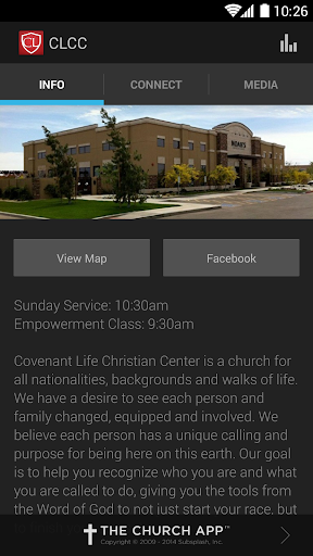 Covenant Life Christian Center