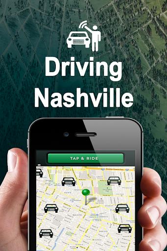 Driving Nashville