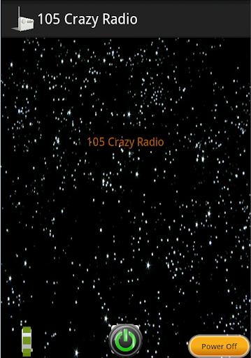 Player for 105 Crazy Radio