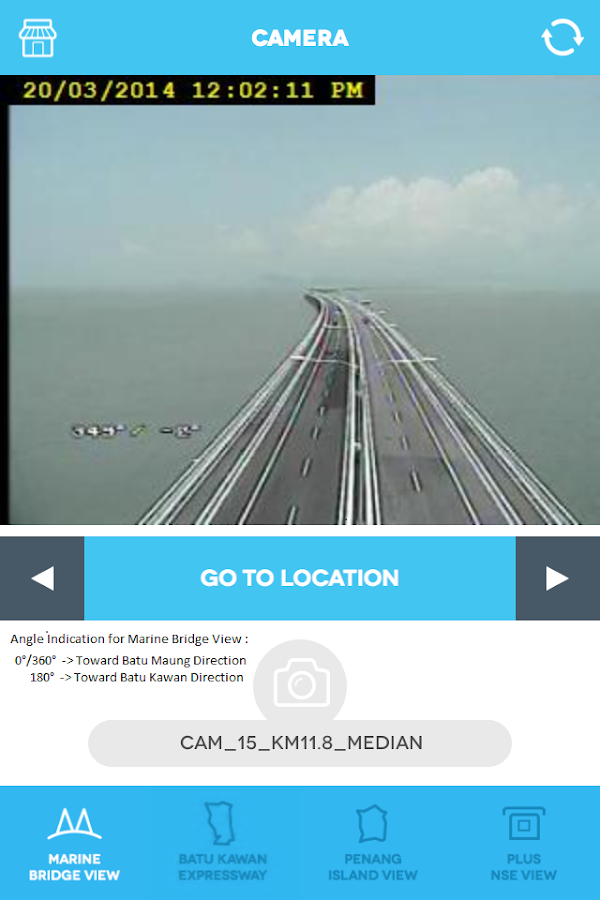 Second Penang Bridge (JSAHMS)- screenshot