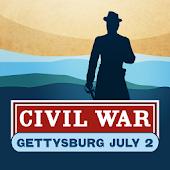 Gettysburg Battle App: July 2