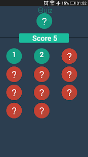 Quiz Game - screenshot thumbnail