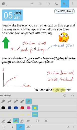 無料生产应用AppのHandy Note Pro|記事Game