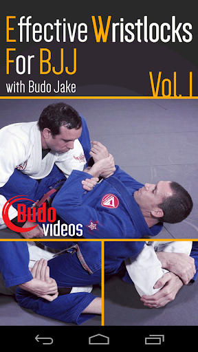 Wristlocks for BJJ Vol 1