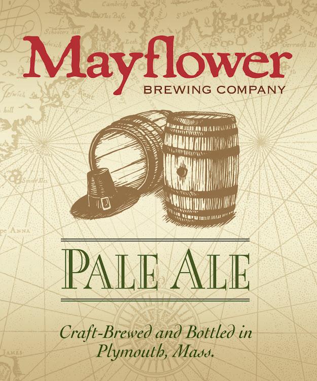 Logo of Mayflower Pale Ale