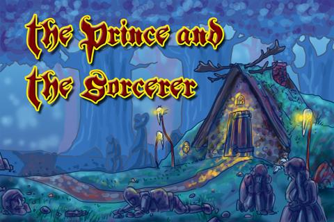 The Prince and the Sorcerer- screenshot