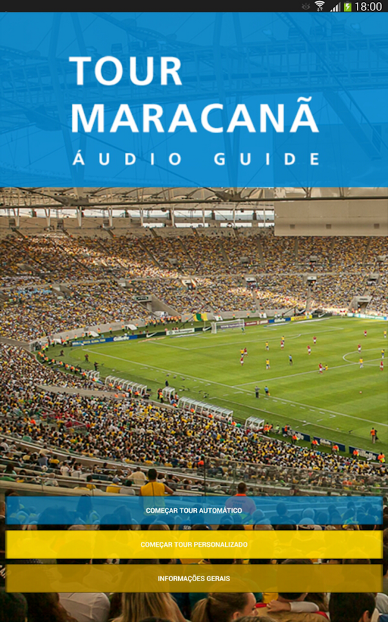 Tour Maracanã- screenshot