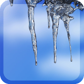 Icicle Live Wallpaper
