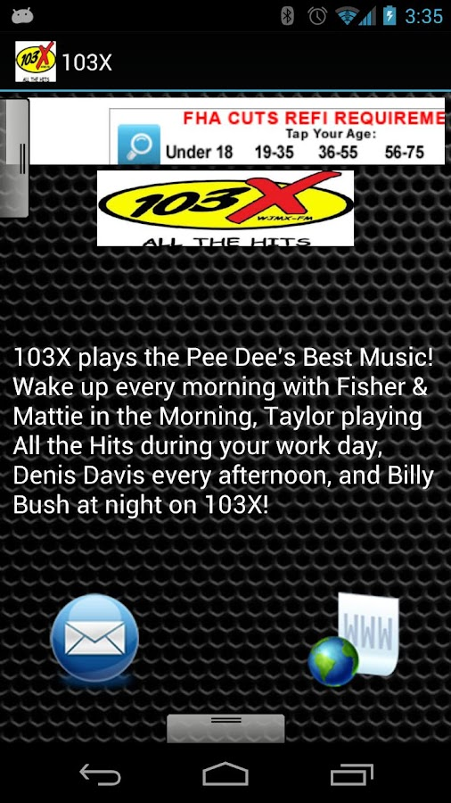 103X - screenshot