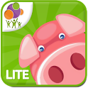 Animals Memory Game Lite icon