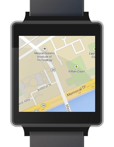Mini Maps for Wear [ALPHA]