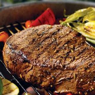 Jerk-Spiced Beef Sirloin
