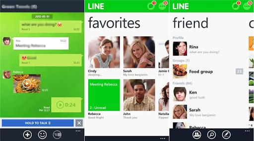 【免費書籍App】Install Guide for Line-APP點子