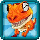Cours, Dino icon
