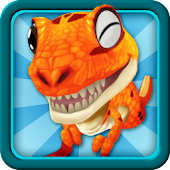 Dino Run: Jurassic Escape