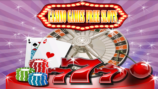Casino Games Free Slots