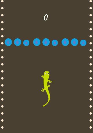 Salamander for children