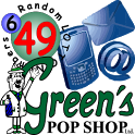 Green's Pop Shop icon