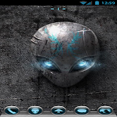 Alien HD Theme