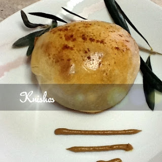 Knishes Easy Potato Knish