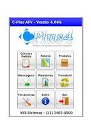 Screenshot of C-Plus AFV - Força de Vendas