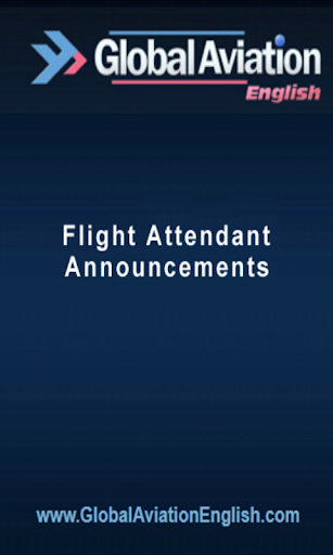 Onboard Flight Announcements