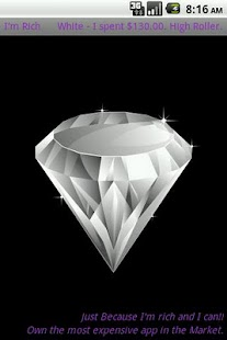 I'm Rich!! (White Diamond) - screenshot thumbnail