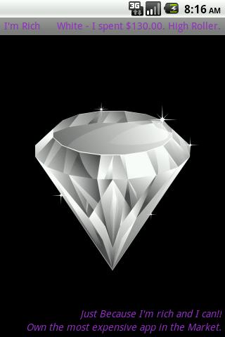 I'm Rich!! (White Diamond) - screenshot