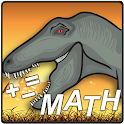 Dinosaur Park Math icon