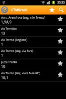 Screenshot of C.T.M.Droid Cagliari