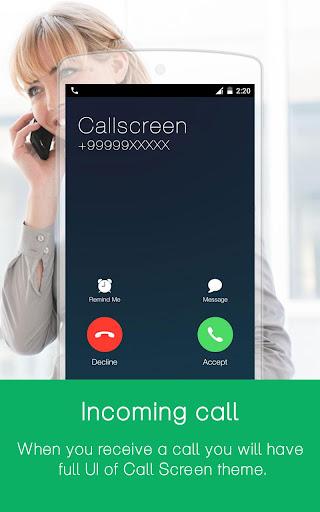 My Callscreen