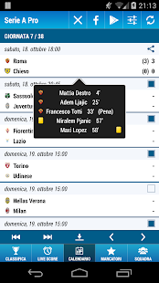 Serie A Pro Soccer - screenshot thumbnail