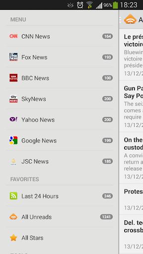 News24: RSS news from CNN FOX