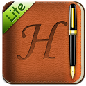 Handrite Note Notepad Lite icon