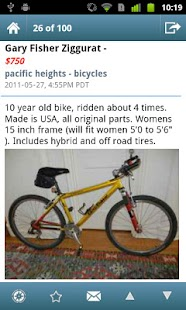 CityShop - for Craigslist - screenshot thumbnail