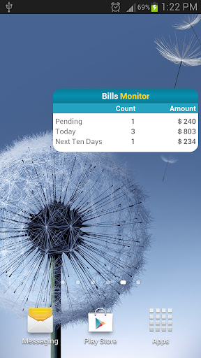 玩商業App|Bills Monitor - Reminder免費|APP試玩