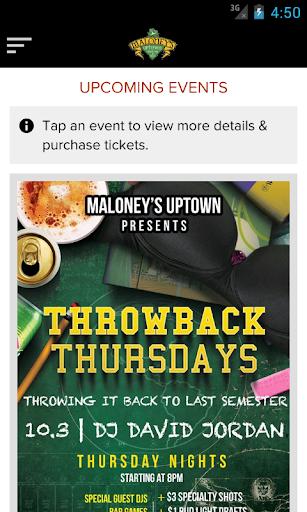 Maloney's Uptown