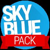 Sky Blue PACK - PA/CM11 Themes