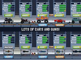 Screenshot of Zombie Road Trip Trials