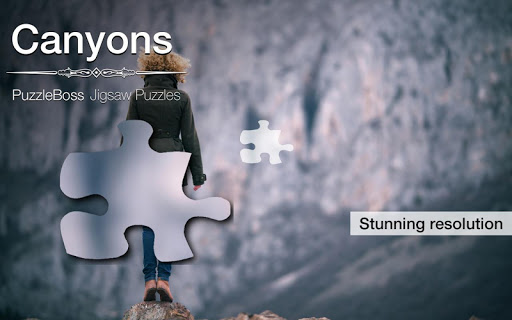 Canyon Jigsaw Puzzles Demo