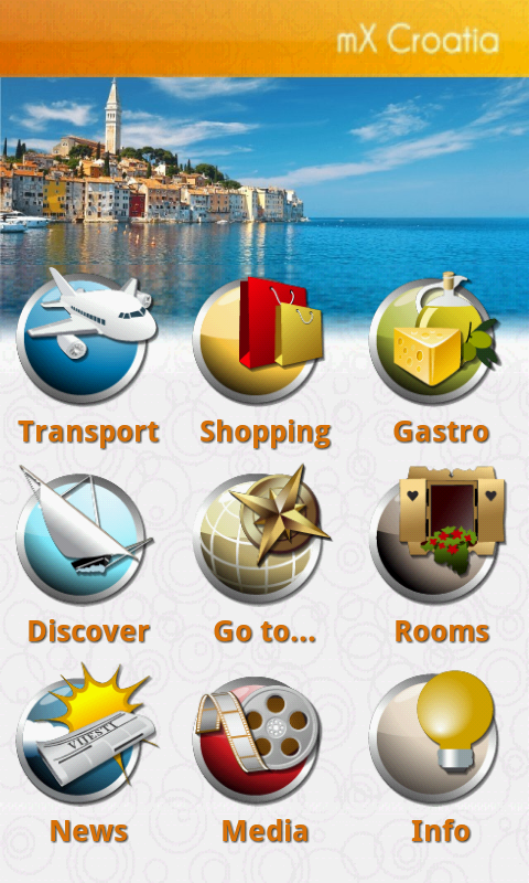 mX Croatia - Top Travel Guide- screenshot